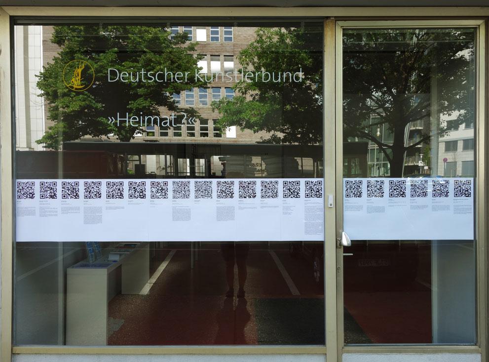 Deutscher Künstlerbund Ausstellungsansicht