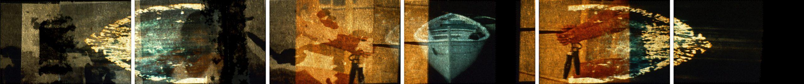 fotografische Sequenz