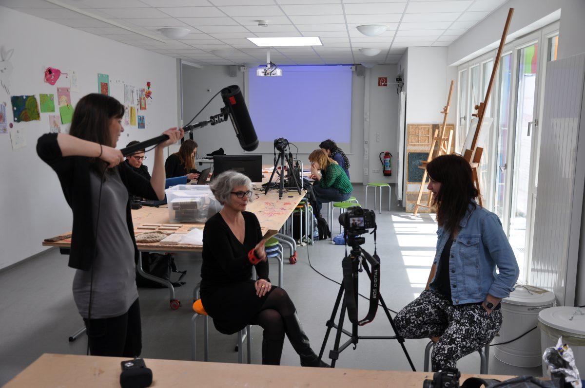 Blick in einen Workshop