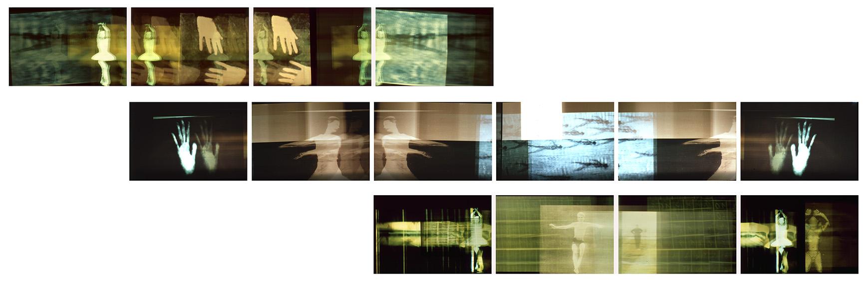 Fotografische Bildsequenzen