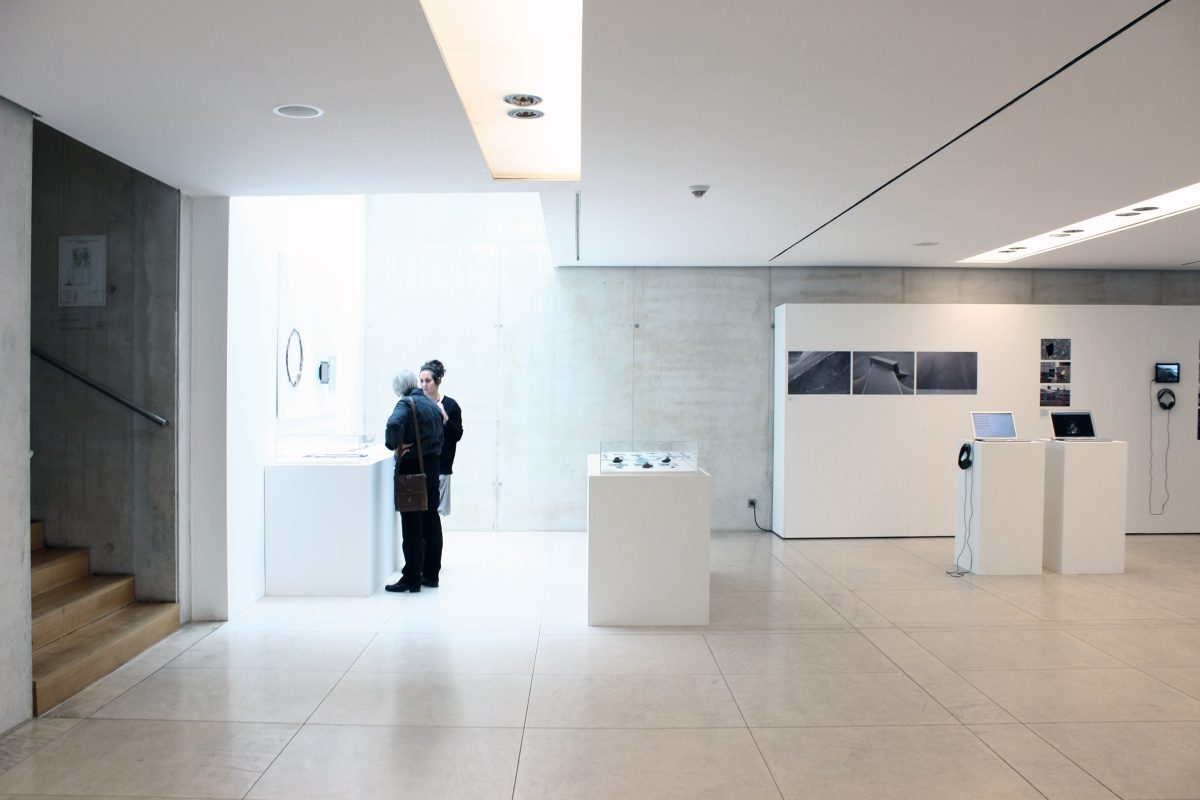 Ausstellungsansicht Museum Brühl