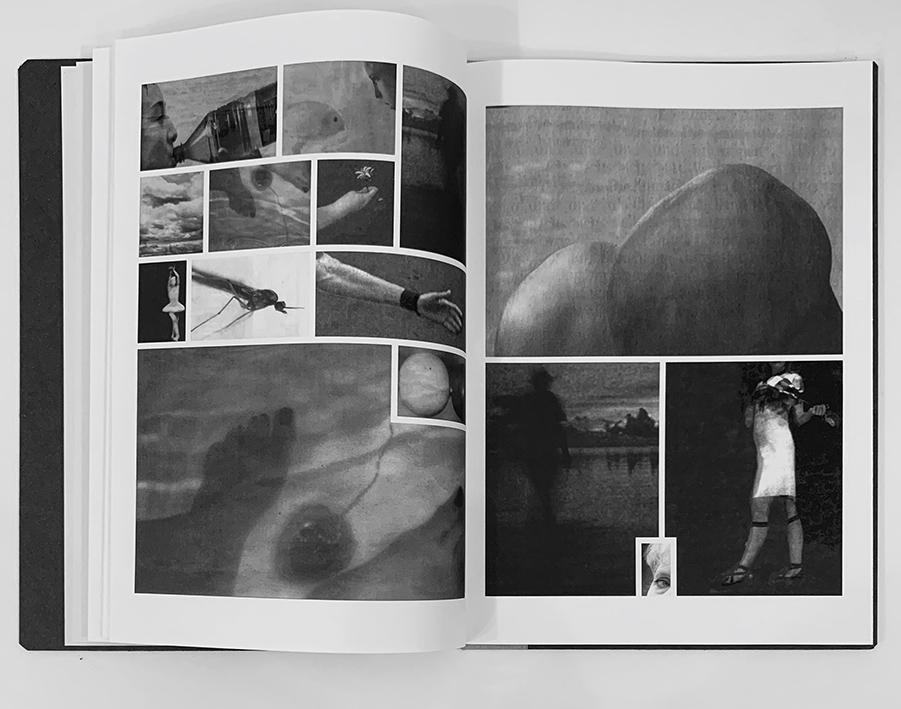 Ansichten Künstlerbuch